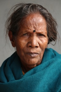old lady Bhopal 1